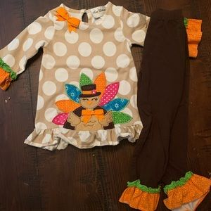 Rare Edition Thanksgiving Outfit